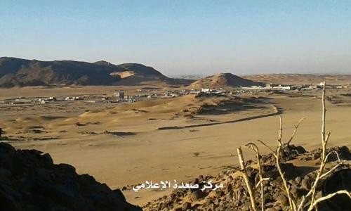 سقوط وشيك لمديرية باقم بأيدي الجيش والمقاومة
