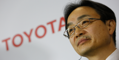 تويوتا تكشف عن مشروع دولي عملاق!