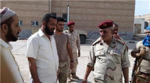 محافظ الضالع يزور الحزام الأمني ويثمن دور الإمارات في تعزيز أمن المحافظة