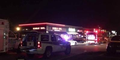 عاجل .. إصابة 15 شخصا في تفجير مطعم بكندا