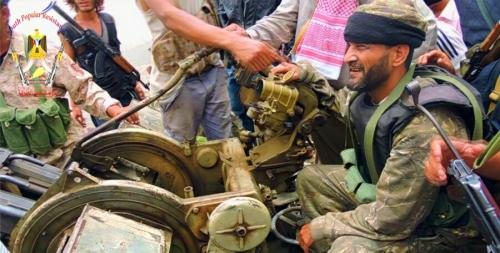 اللواء شلال شائع : كسرنا شوكة الحوثيين في الضالع وحطمنا على أسوار عدن أحلام إيران التوسعية