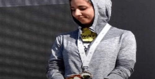 وفاة لاعبة إماراتية أثناء تدريبها في حادث مروع