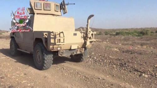 استشهاد رئيس عمليات اللواء الثالث عمالقة وإصابة قائد اللواء في الساحل الغربي
