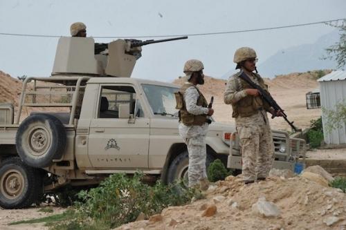 استشهاد جنديين سعوديين في معارك ضد الحوثيين بالحد الجنوبي
