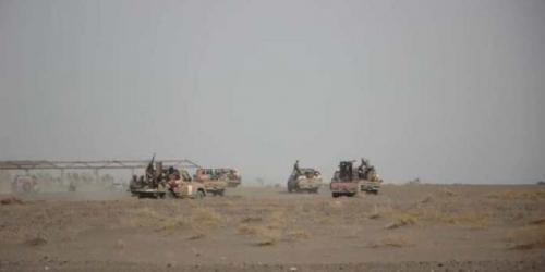 """عاجل: #المقاومة تسيطر على أولى قرى """"الدريهمي """"الملاصقة #للحديدة"""