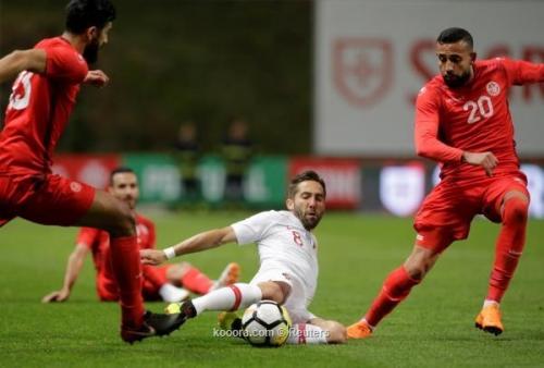 بالصور: تونس تنتزع تعادلا مثيرا مع البرتغال