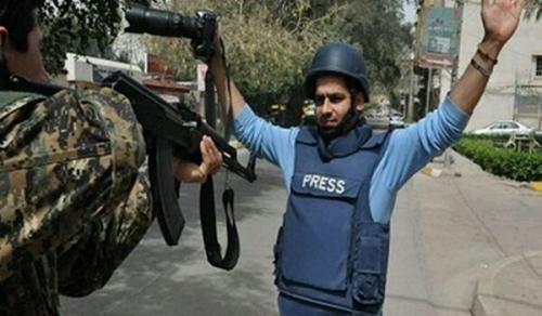 19 انتهاكا ضد الحريات الاعلامية في اليمن خلال شهري مارس وأبريل
