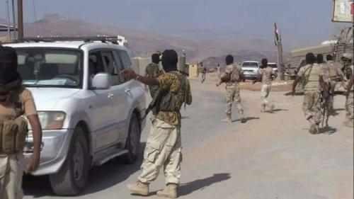 النخبة الشبوانية تطلق حملة لمنع حمل السلاح في المحافظة بدعم من التحالف