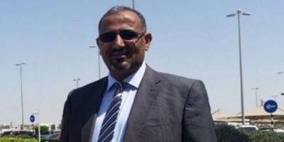 عودة اللواء الزبيدي وقيادات المجلس الانتـقالي الى العاصمة عـدن