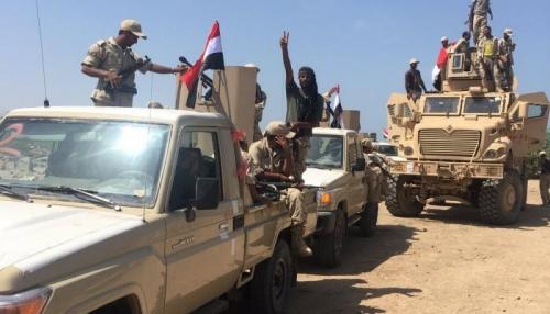 شلل بشوارع الحديدة .. والقوات الإماراتية تدفع بتعزيزات جديدة