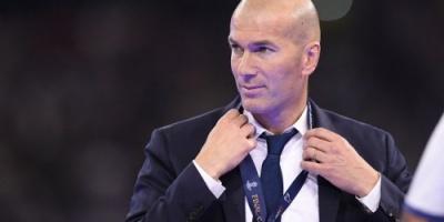 عاجل: زيدان يستقيل من تدريب ريال مدريد