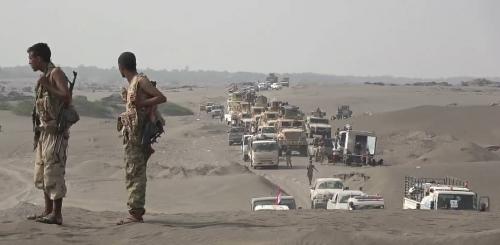 القوات المشتركة تواصل انتصاراتها قرب مدينة الحديدة وتقتل قيادي كبير في جماعة الحوثي