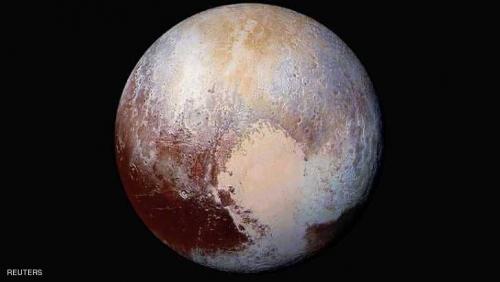 اكتشاف مذهل على كوكب بلوتو