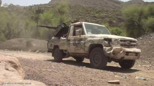 حجة: الجيش الوطني يحرر مواقع جديدة في حيران وينتزع أكثر من 600 لغم