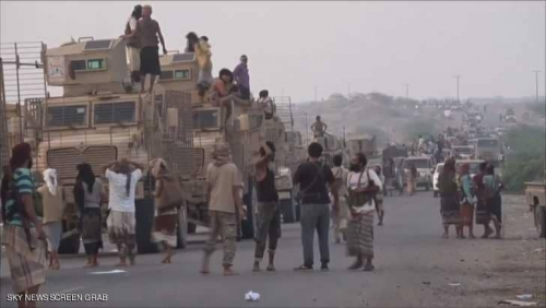 بدعم التحالف .. إفشال عملية تسلل حوثية في الساحل الغربي