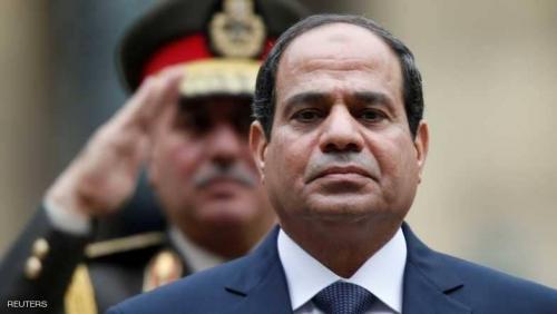 السيسي يؤدي اليمين الدستورية رئيسا لمصر لولاية ثانية