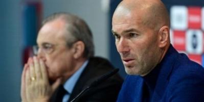 خبير إسباني : لاعبان بالريال وراء استقالة زيدان