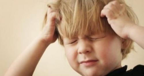 طرق التخلص من قشرة الشعر عند الأطفال في الصيف