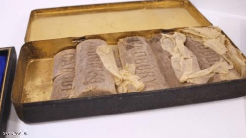 """شوكولاتة """" سليمة """".. أحدث اكتشاف من الحرب العالمية الأولى"""