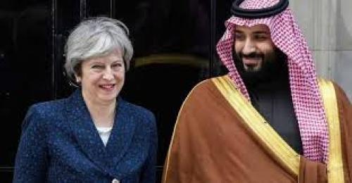 اتفاق سعودي بريطاني على التصدي لأنشطة إيران بالمنطقة