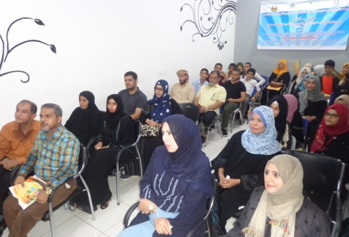 """مؤسسة """"ألف باء"""" تختتم مشروع """"شباب نحو السلام"""" – الجيل الثاني في مديريتيّ صيرة والمعلا"""