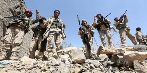 الجيش الوطني يواصل التقدم نحو مديرية الحشوة بصعدة