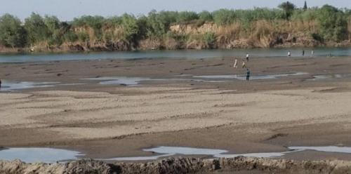 حملة عراقية لمقاطعة تركيا وإيران بعد جفاف نهر دجلة