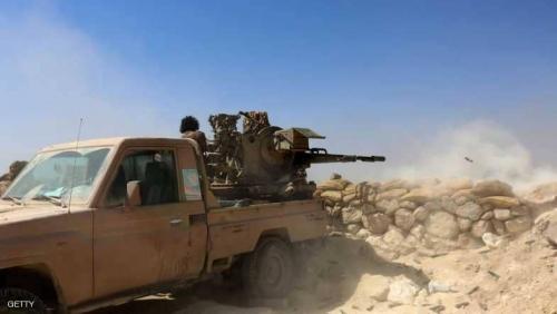 """محاولة """"تسلل بائسة"""" تكبد الحوثيين خسائر فادحة"""