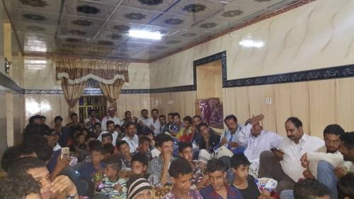 الصومعة بالشعيب تستقبل أبناء سهم النجدي ضمن برامج شهر رمضان بالمديرية