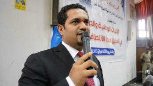 وزير حقوق الإنسان يطمئن على طفل المعلا ويشكل فريق لمتابعة قضيته