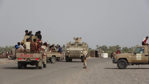 جبهة الساحل الغربي تستنزف ميليشيا الحوثي