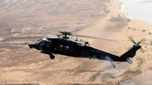 التحالف العربي يدك معاقل الحوثي في برع شرقي الحديدة