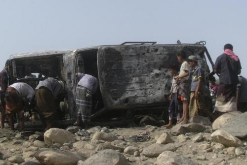 الجيش الأميركي يكشف تفاصيل الضربات ضد القاعدة في اليمن منذ مطلع العام الحالي