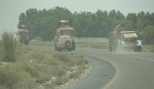 مصدر مقرب من «طارق صالح» : لا توقف عن تحرير الحديدة ولا وجود لخطوط حمراء!