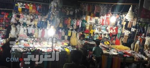 """ارتفاع أسعار الملابس .. كابوس يفسد فرحة العيد بعدن """" تقرير"""""""
