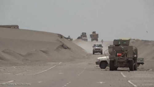 المقاومة تتقدم في الحديدة.. وتمحو آثار إيران