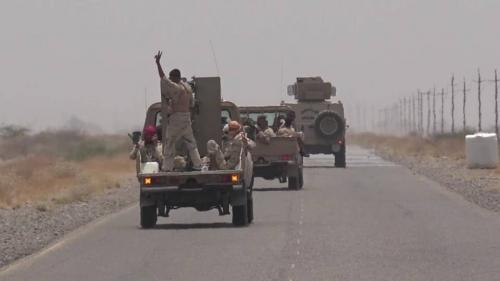 تقدم جديد للقوات المشتركة تستقبل ببوادر انتفاضة شعبية داخل الحديدة لإجثاث الحوثي
