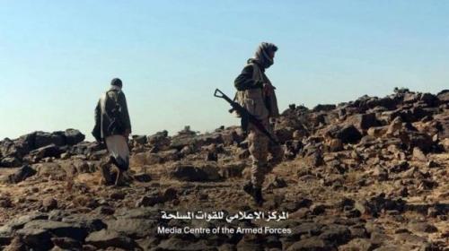 الجيش يطلب من أهالي مديرية ( المتون ) بالجوف إخلاءها تمهيداً لعملية عسكرية وشيكة