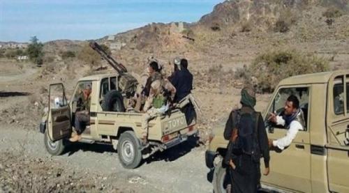 الجيش يحبط هجوما للحوثيين في البيضاء ومقتل 10 من عناصر المليشيات