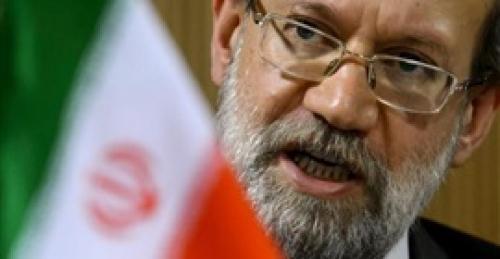 رئيس البرلمان الإيراني يهدد بتفجير الوضع في الشرق الأوسط