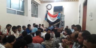 ثوان الشموخ تستضيف أبناء سهم النجدي في أمسية رمضانية بالشعيب