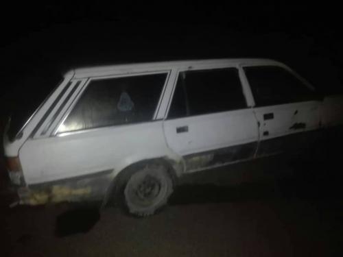 الحزام الأمني بلحج يعلن ضبط وتفكيك سيارة مفخخة قادمة من البيضاء