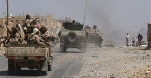المقاومة  والجيش الوطني يتقدمان 2 كيلو متر باتجاه مطار الحديدة