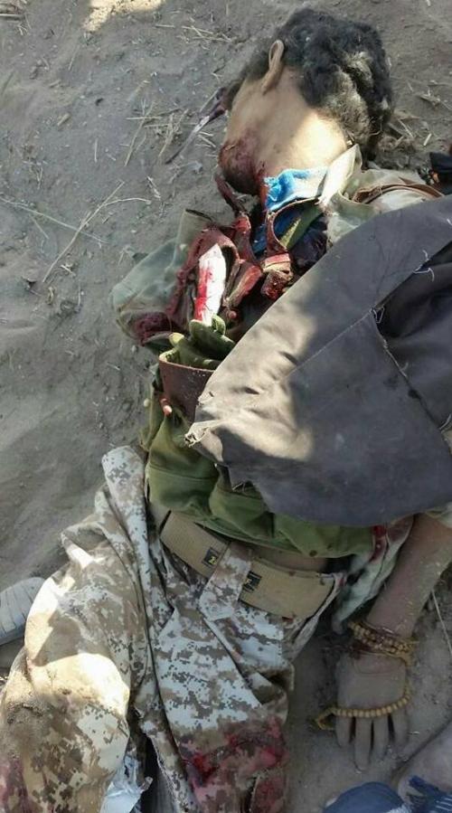 تفاصيل معركة استدراج الحوثيين الى الجاح والاجهاز عليهم