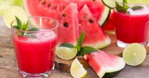فوائد البطيخ ( الحبحب ) عديدة منها علاج اضطرابات الكلى