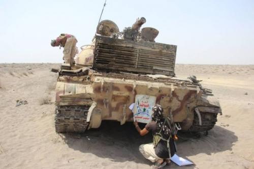 متحدث عسكري: قوات العمالقة الجنوبية استدعت كل أفرادها وطاقاتها لمعركة تحرير الحديدة