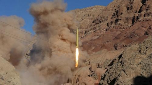 تدمير صاروخ باليستي أطلقه الحوثيون تجاه جازان