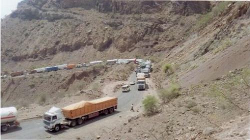 وفاة وإصابة العشرات بإنقلاب حافلة نقل جماعي بالضالع