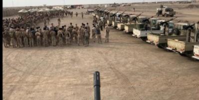 تعزيزات عسكرية لقوات المقاومة الوطنية تصل الساحل الغربي ( صورة )