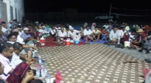تنظيم امسية رمضانية حاشدة في حبيل جبر